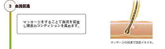 「クレイエステ レシュティブ」血流促進(イメージ図)